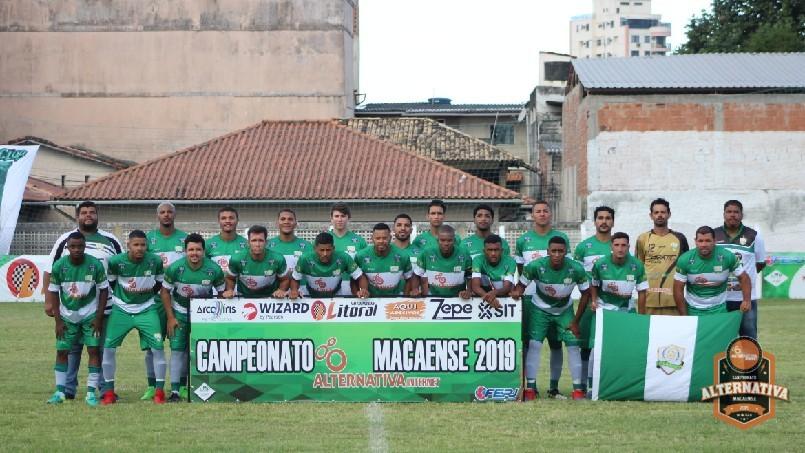 Campeonato ALTERNATIVA Macaense 2019 - F.C. GALÁCTICOS