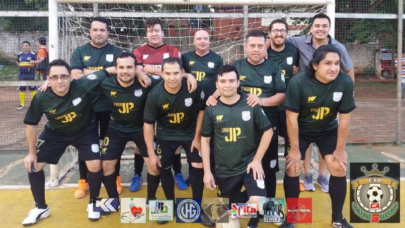 Torneo EXA CA5 - promo UNION 97..