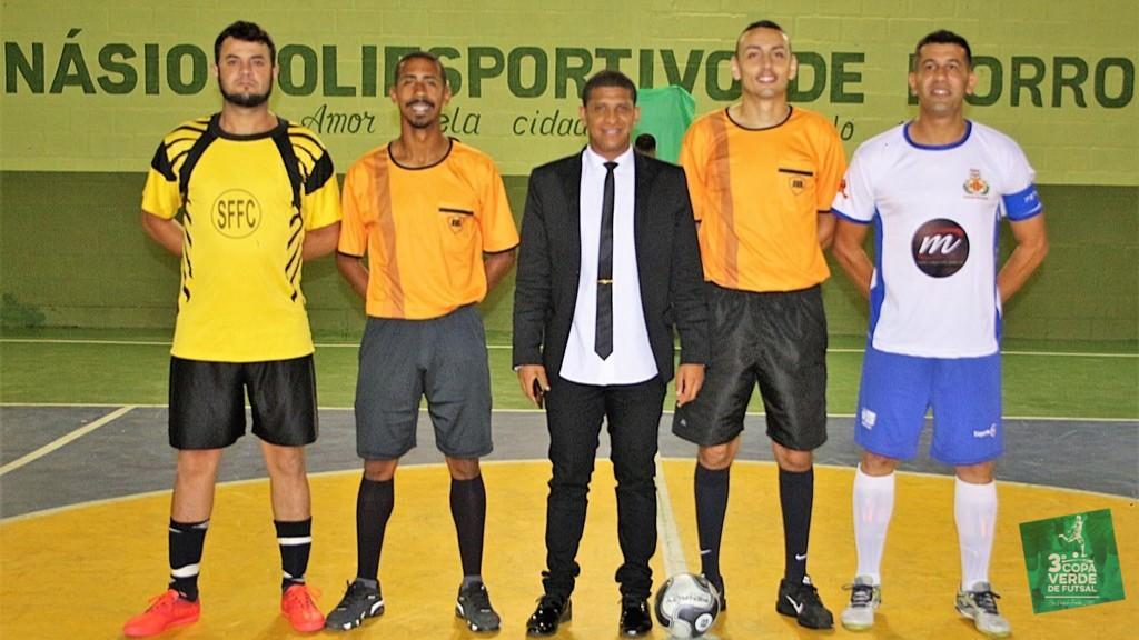 Copa Verde de Futsal 2019 - Real Sacra x Escola Ajax (Jogo #2)