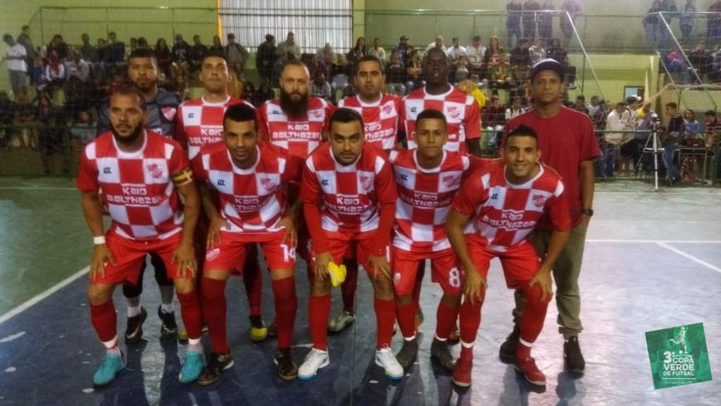 Copa Verde de Futsal 2019 - Nova Geração