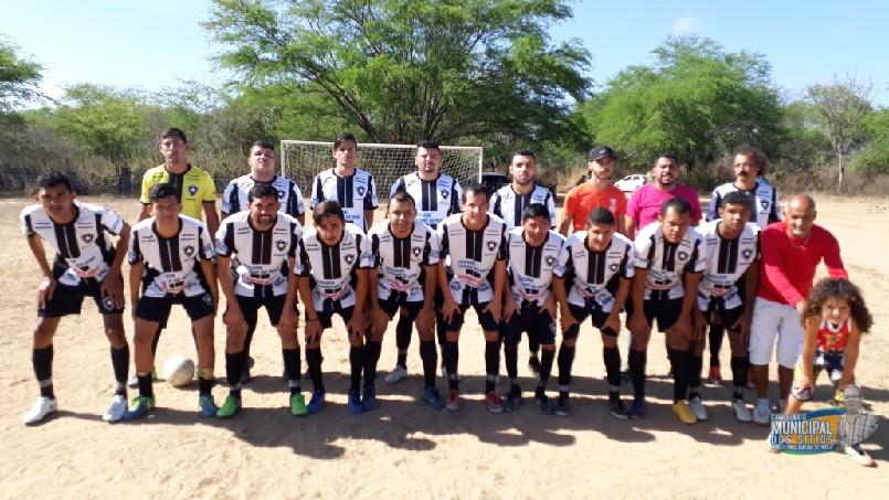 CAMPEONATO MUNICIPAL DE FUTEBOL DOS SÍTIOS AUGUSTINHO RUFINO DE MELO  - Botafogo F.C Vila do Pará