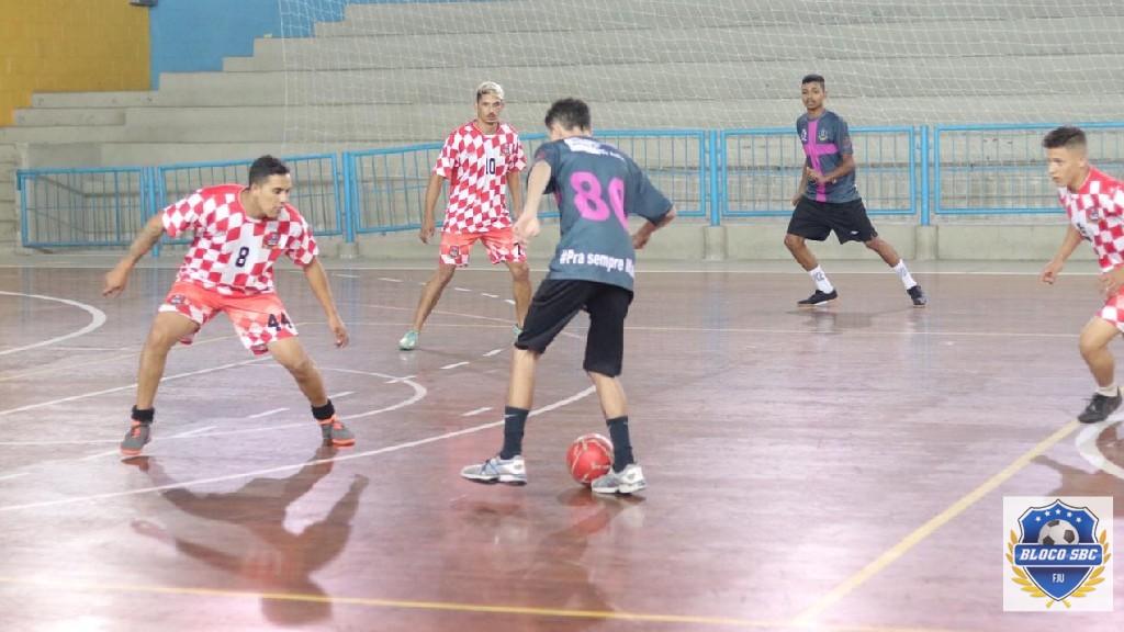 Copa Futsal FJU SBC  - 5° Rodada