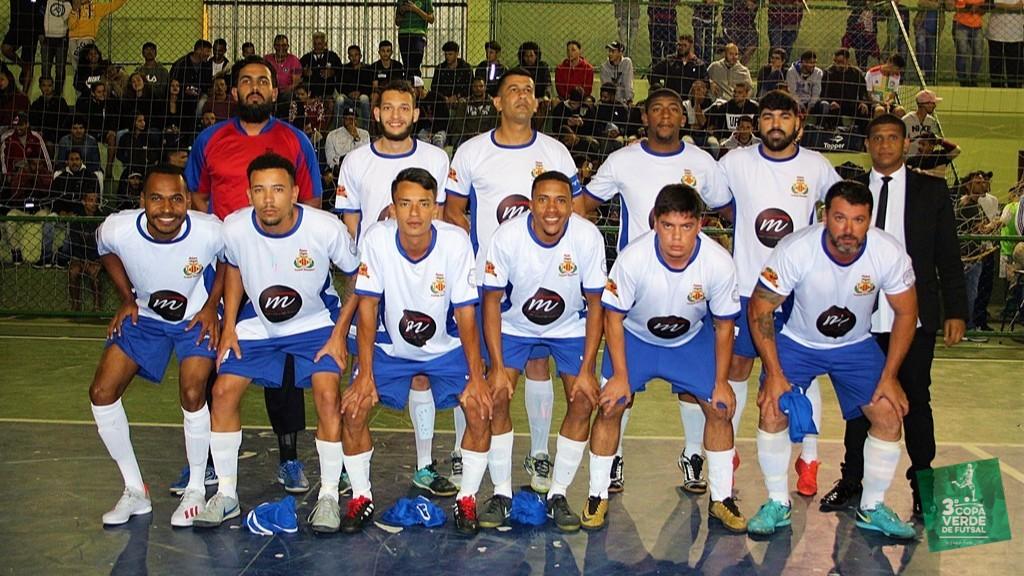 Copa Verde de Futsal 2019 - Escola Ajax