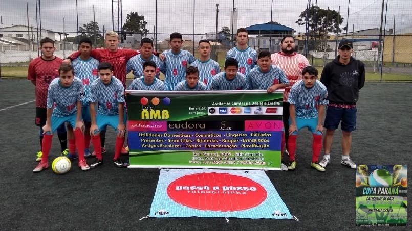 Copa Parana Futebol 7 Base - PROJETO PASSO A PASSO 🔘🔴 Sub 17