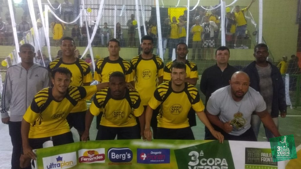 Copa Verde de Futsal 2019 - Real Sacra