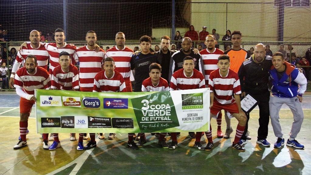 Copa Verde de Futsal 2019 - Burger Green