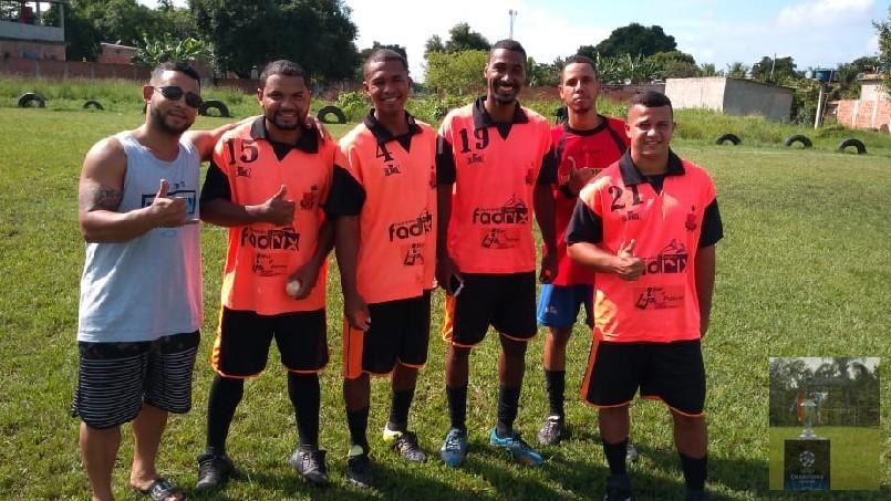 BAIXADA CHAMPIONS LEAGUE (Série B) - Duque de Caxias - 2019 - undefined