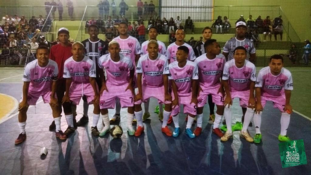 Copa Verde de Futsal 2019 - Meninos da Vila