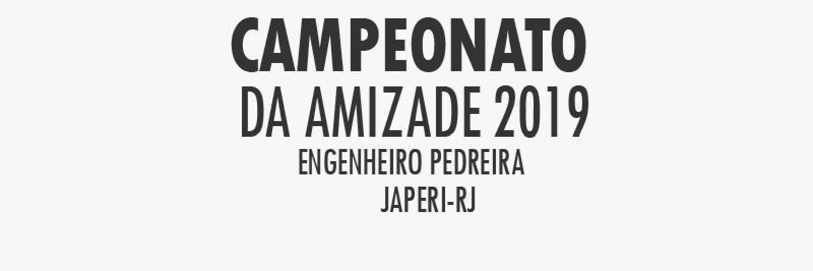 Campeonato Da Amizade