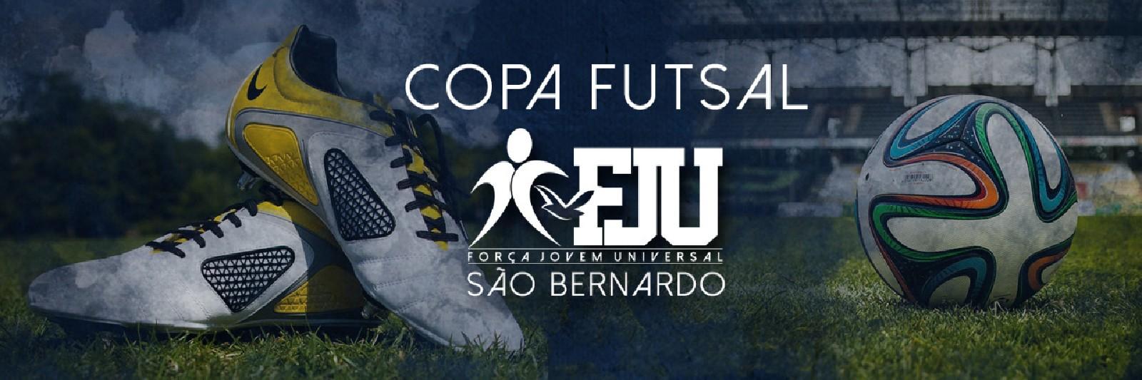 Copa Futsal FJU SBC