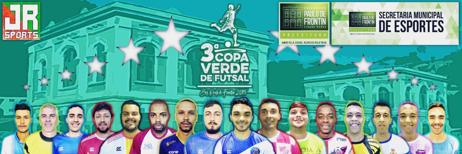 Copa Verde de Futsal 2019