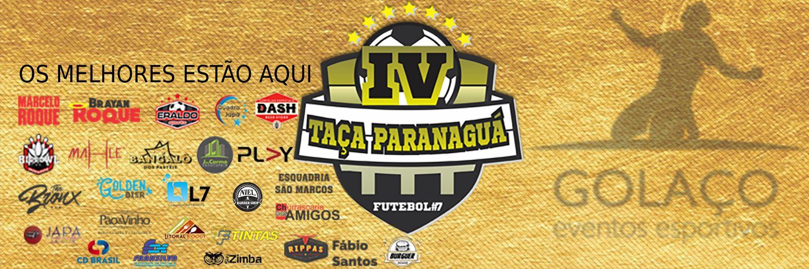 IV Taça Paranaguá 2019