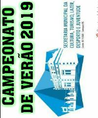 CAMPEONATO DE VERÃO 2019