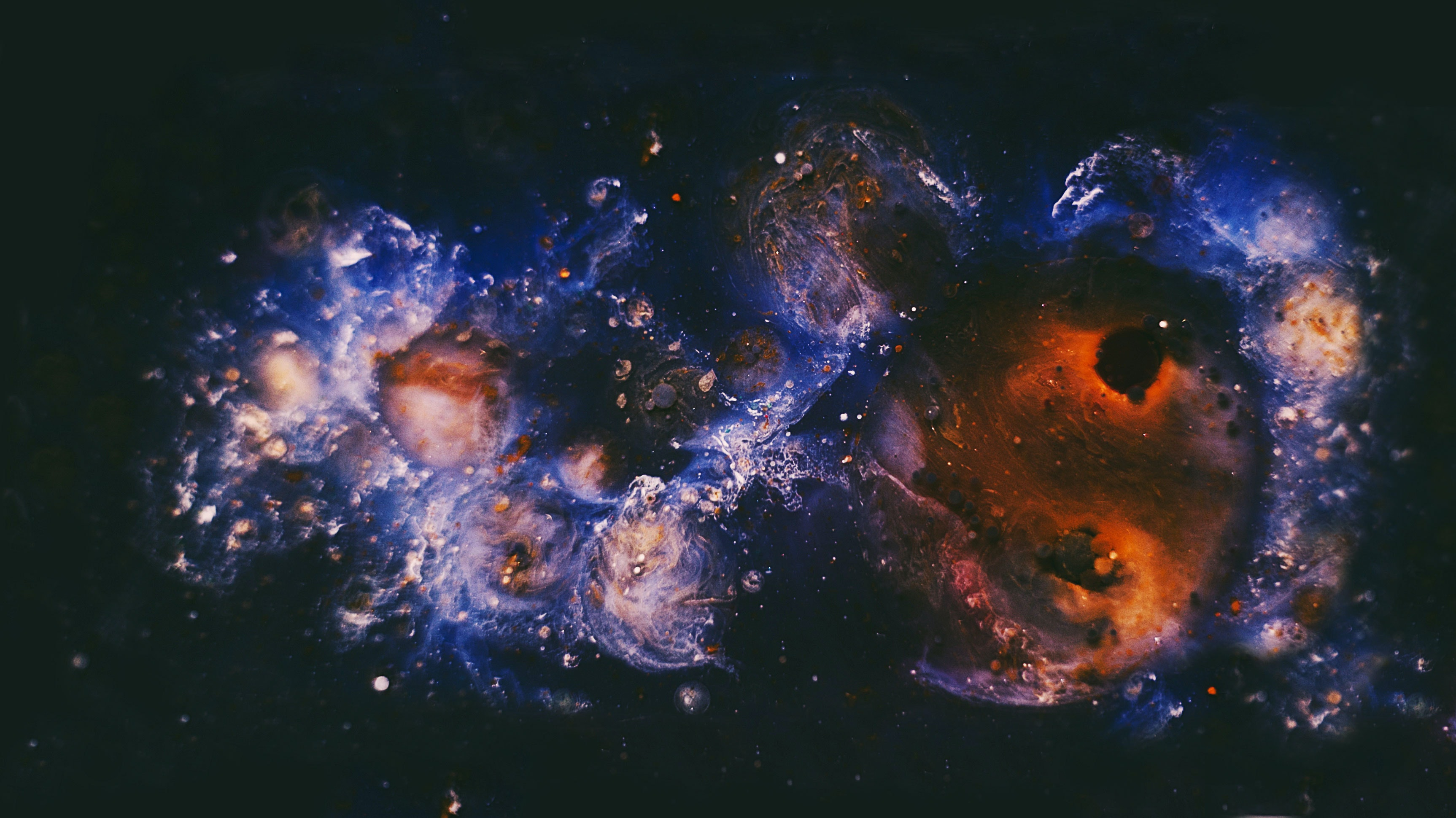 A relic of the Big Bang: The Cosmological Background