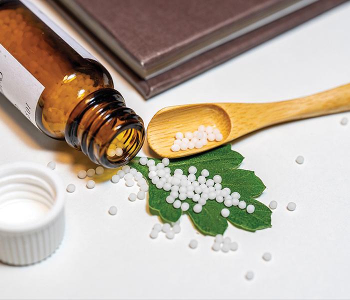 ¿A qué corresponde la homeopatía ?