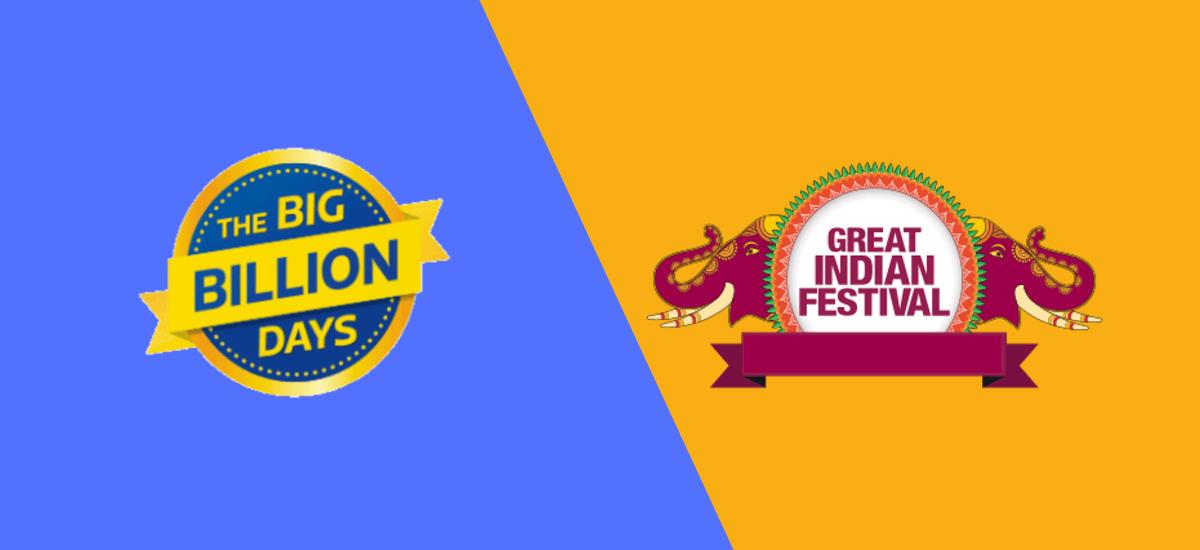 Big Billion Days and Great Indian Festival Best Deals