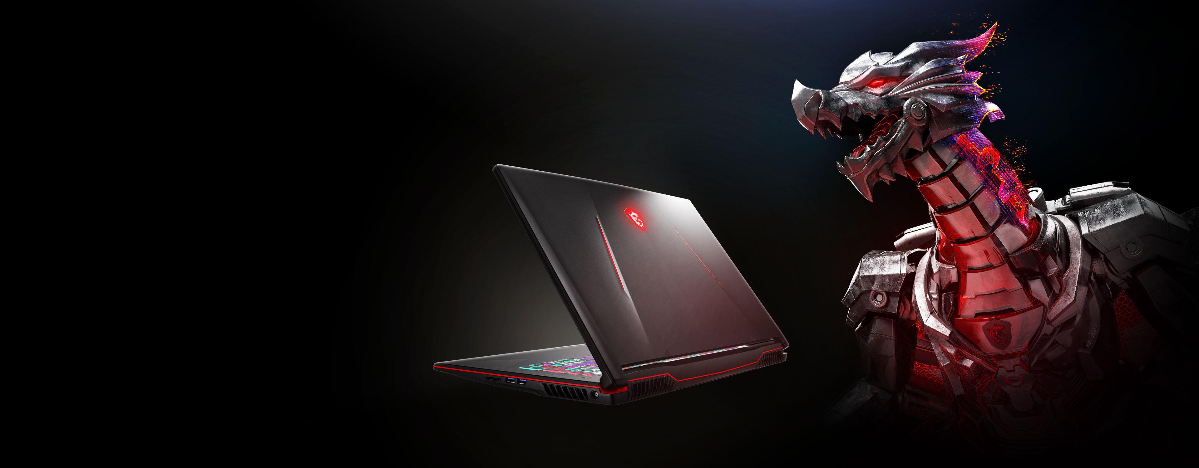 MSI Gaming GL63 Laptop