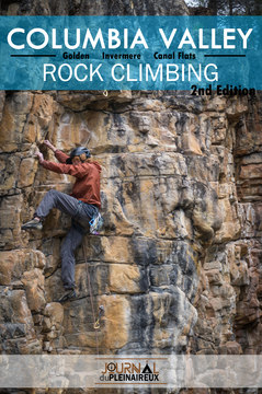 Columbia Valley Rock Climbing cover