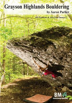 Grayson Highlands Bouldering cover