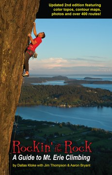 Mt. Erie Climbing cover