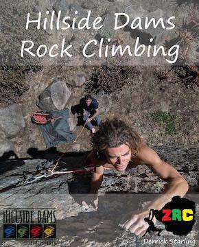 Hillside Dams Rock Climbing cover