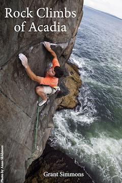 Acadia Rock Climbs cover
