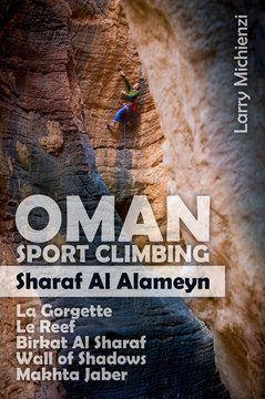 Oman: Sharaf Al Alameyn Sport Climbing cover
