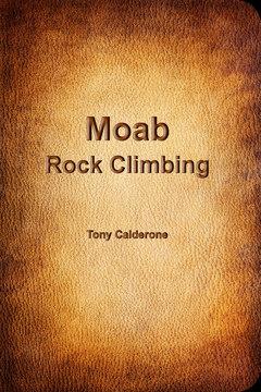 Moab Rock Climbing cover