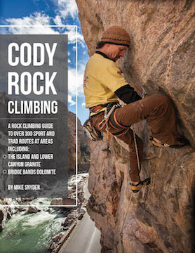 Cody Rock Climbing cover