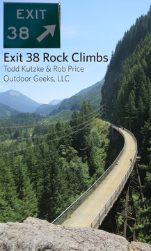 Exit 38 Rock Climbs cover