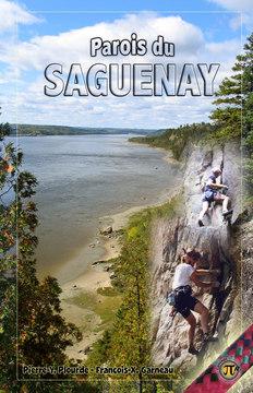 Québec: Parois d'escalade du Saguenay cover