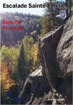 Québec: Escalade Sainte-Émélie (Proximus et Sérénité) cover