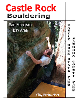 Castle Rock Bouldering cover
