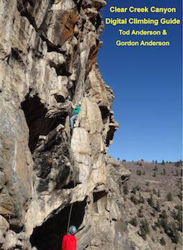 Clear Creek Canyon cover