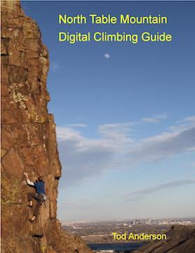 North Table Mountain Climbing cover