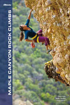 Maple Canyon Rock Climbs cover