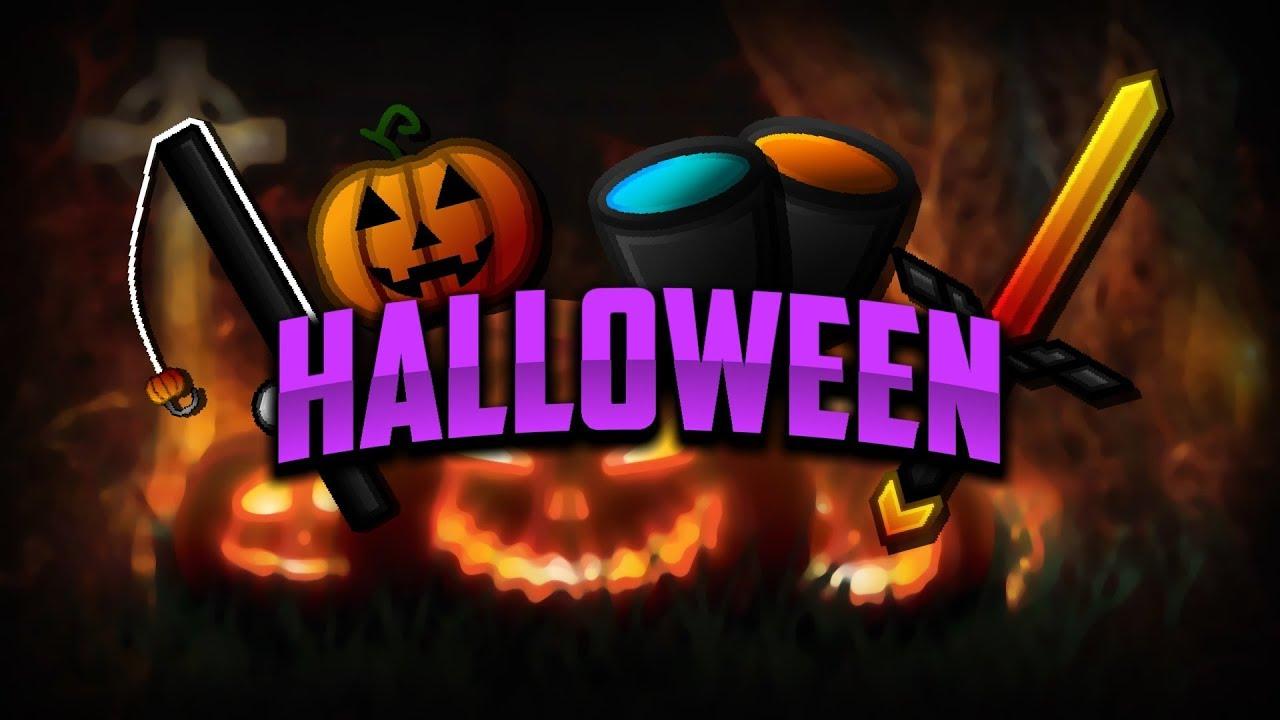 Halloween 256x Pack Release 1.14 MINECRAFT Resource Pack
