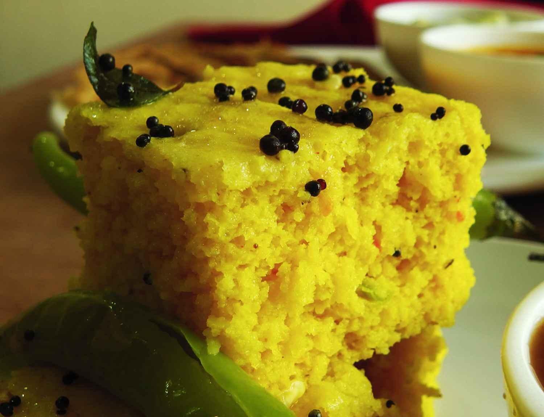 Khaman Recipe | Instant Khaman Dhokla | Gujju Food
