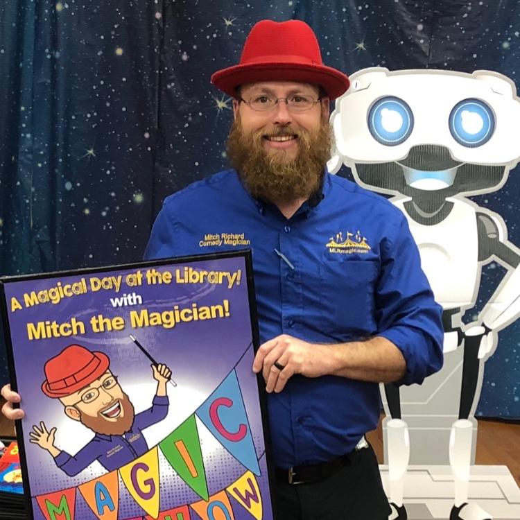 "Mitch ""The Magician"" Richard @mlrmagic"
