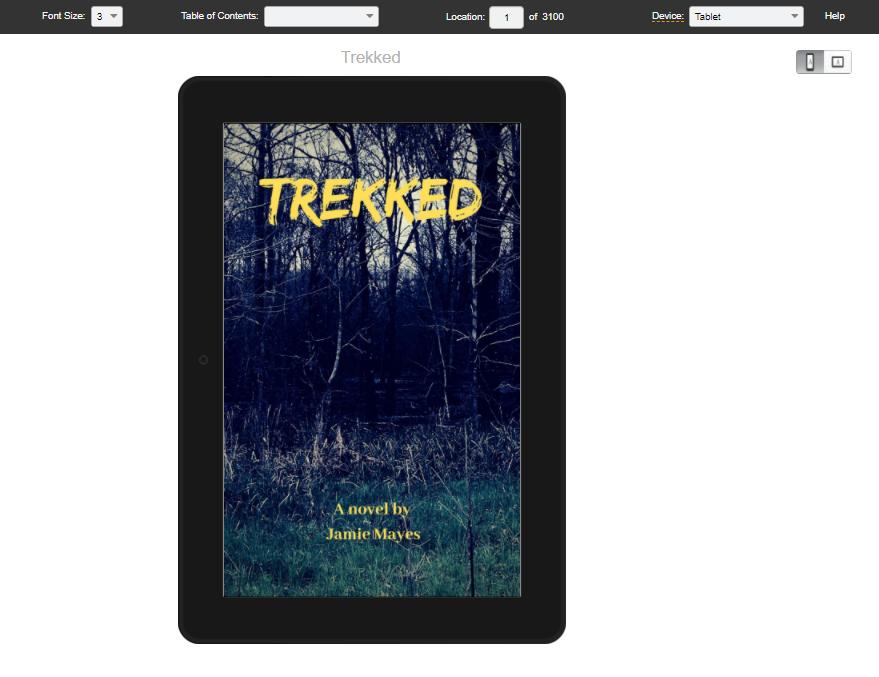 Trekkedbookcover