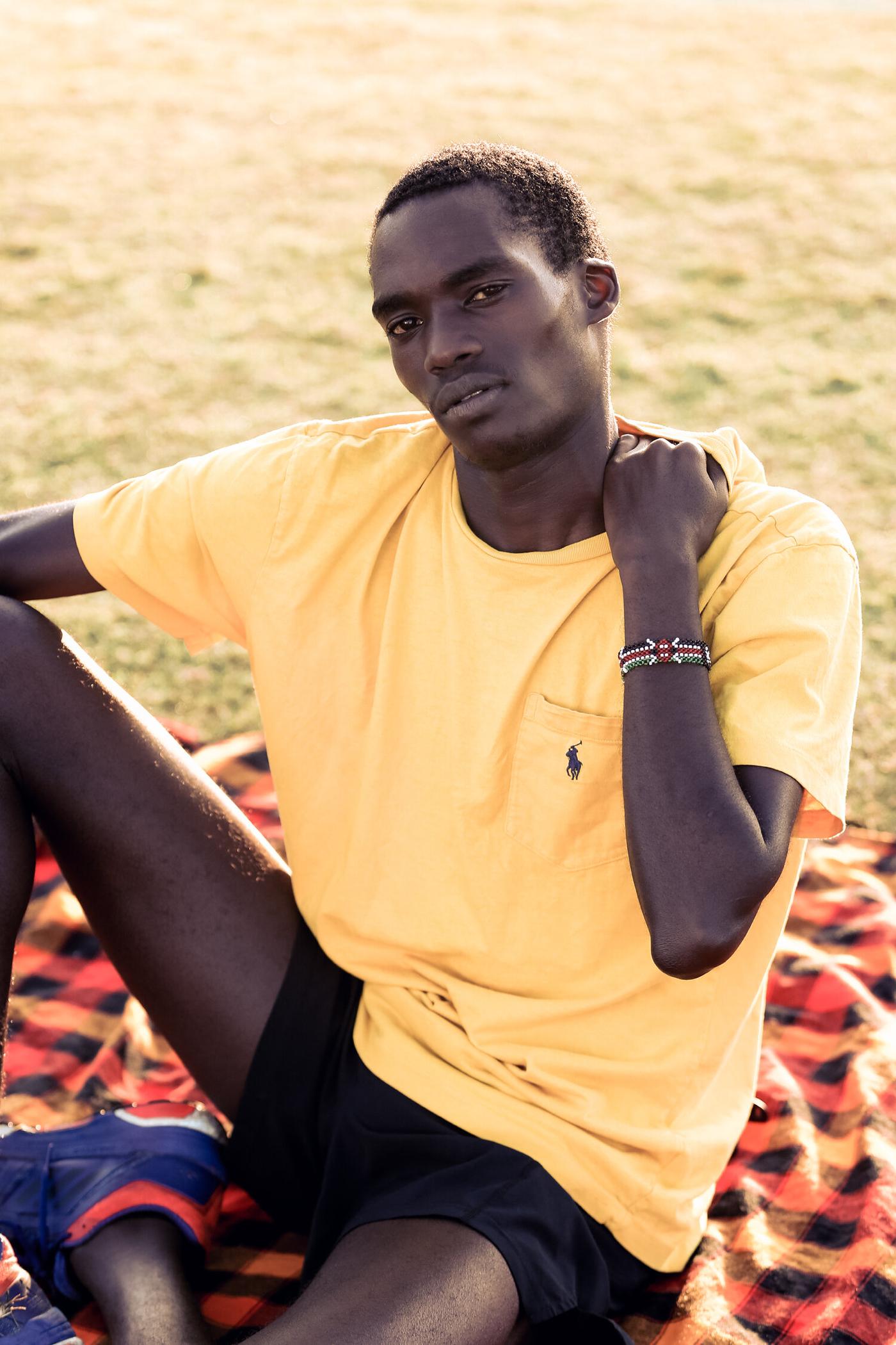 Kenyan Athlete Jansen Nowell Elias Keter ULM Monroe LA