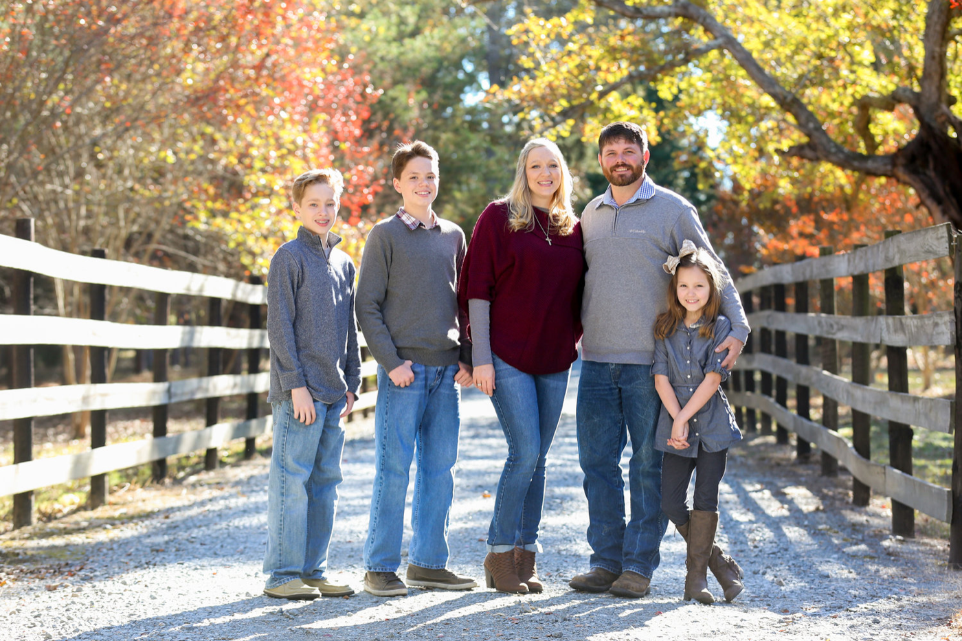 Family Photos Jansen Nowell Monroe Louisiana
