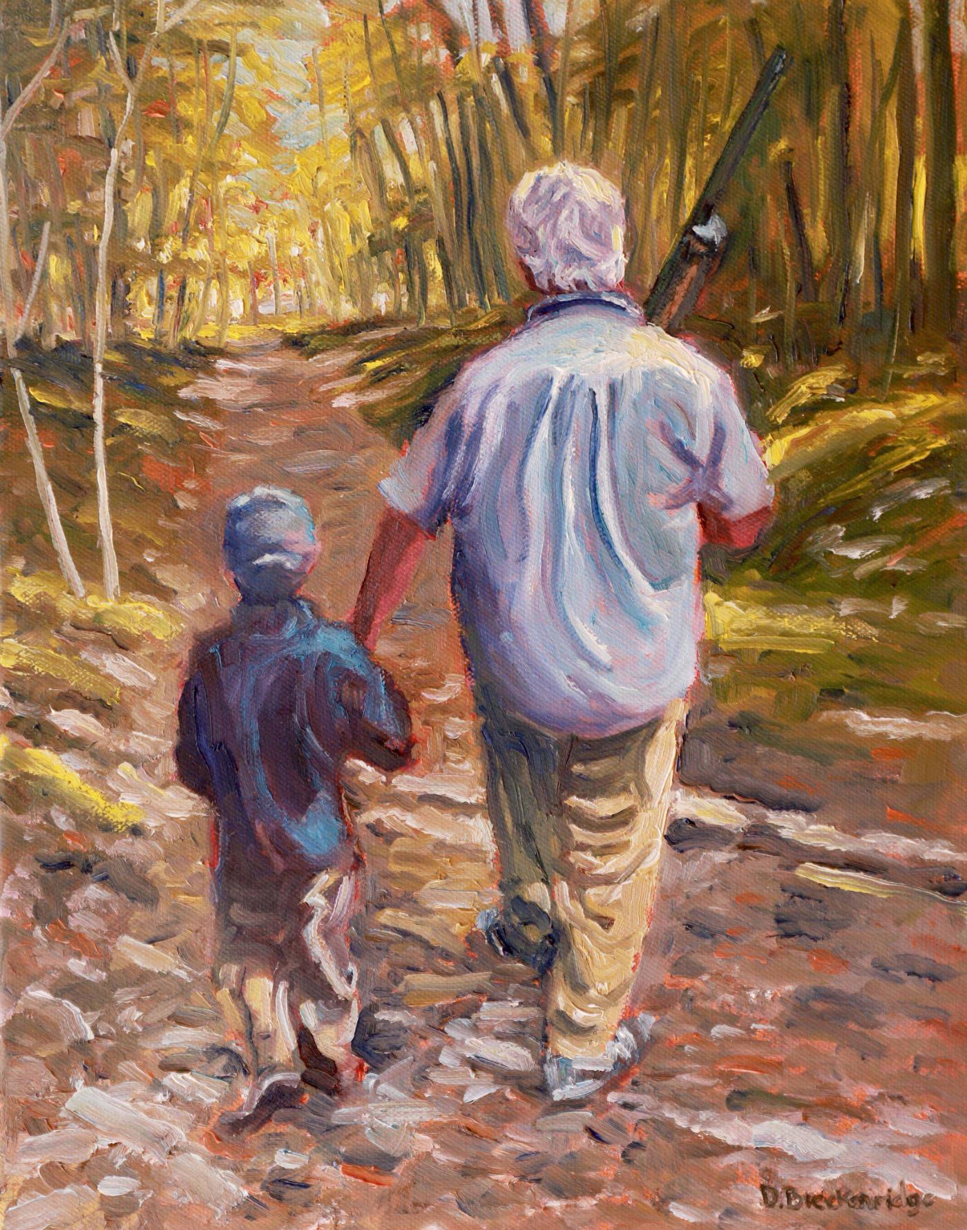 Arthur And Grandson