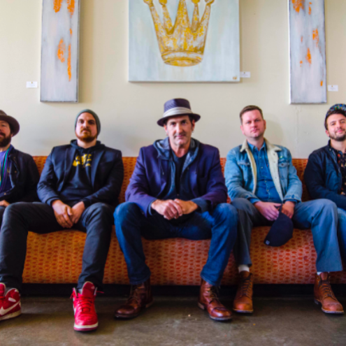 Jon Roniger and The Good For Nothin' Band Roniger @jrandtgfnb