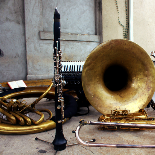 Panorama Jazz Band / Brass Band New Orleans @panoramaland
