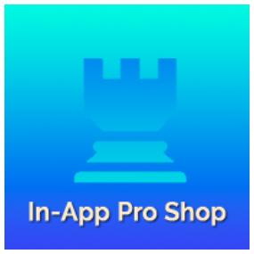 In App Pro Shop