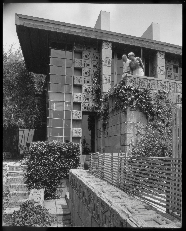 Freeman House, 1953