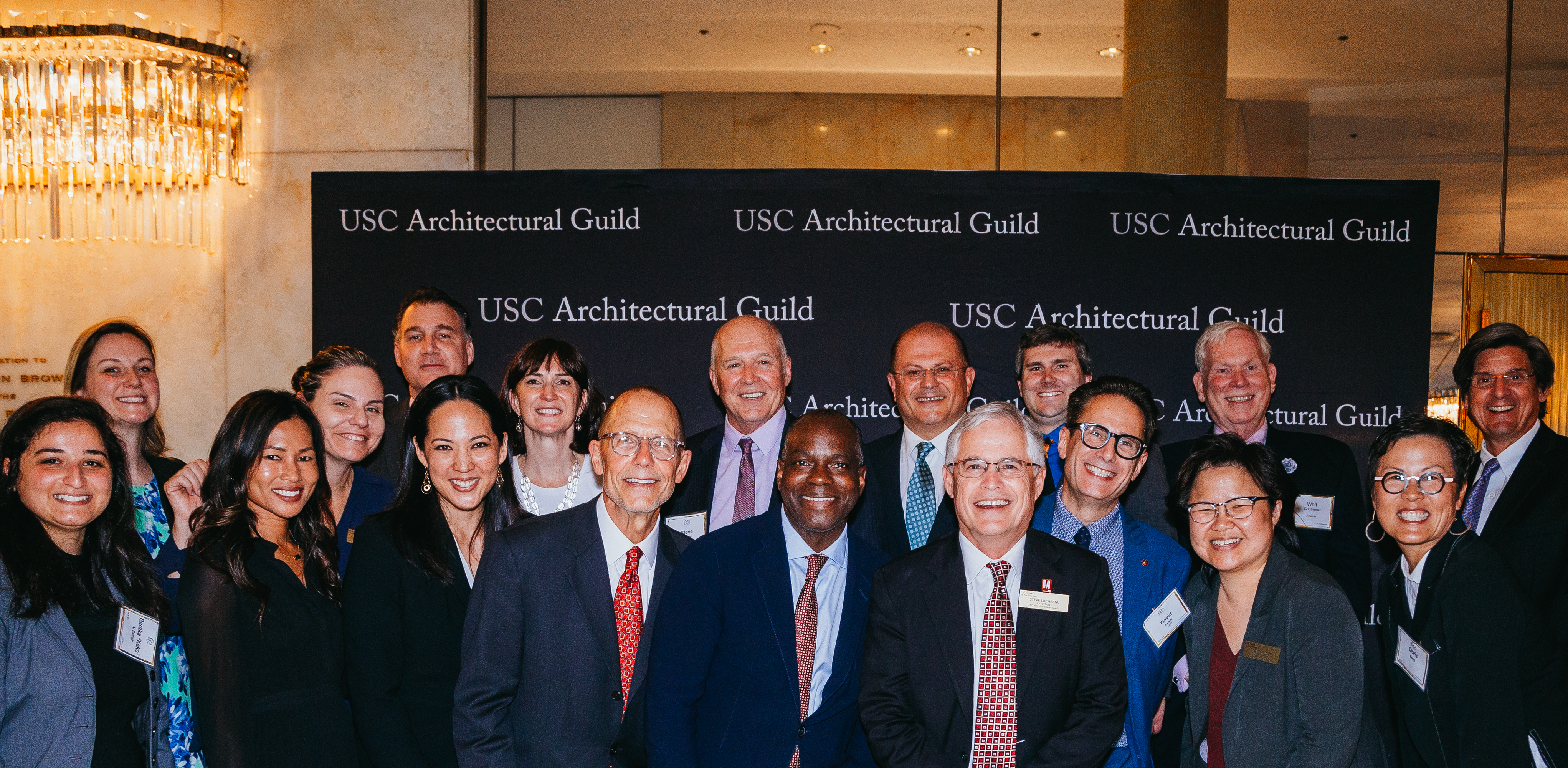Architectural Guild Board,  2018-2019
