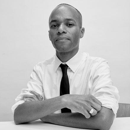 Justin Garrett Moore, AICP, NOMA Program Officer, Humanities in Place, The Andrew W. Mellon Foundation
