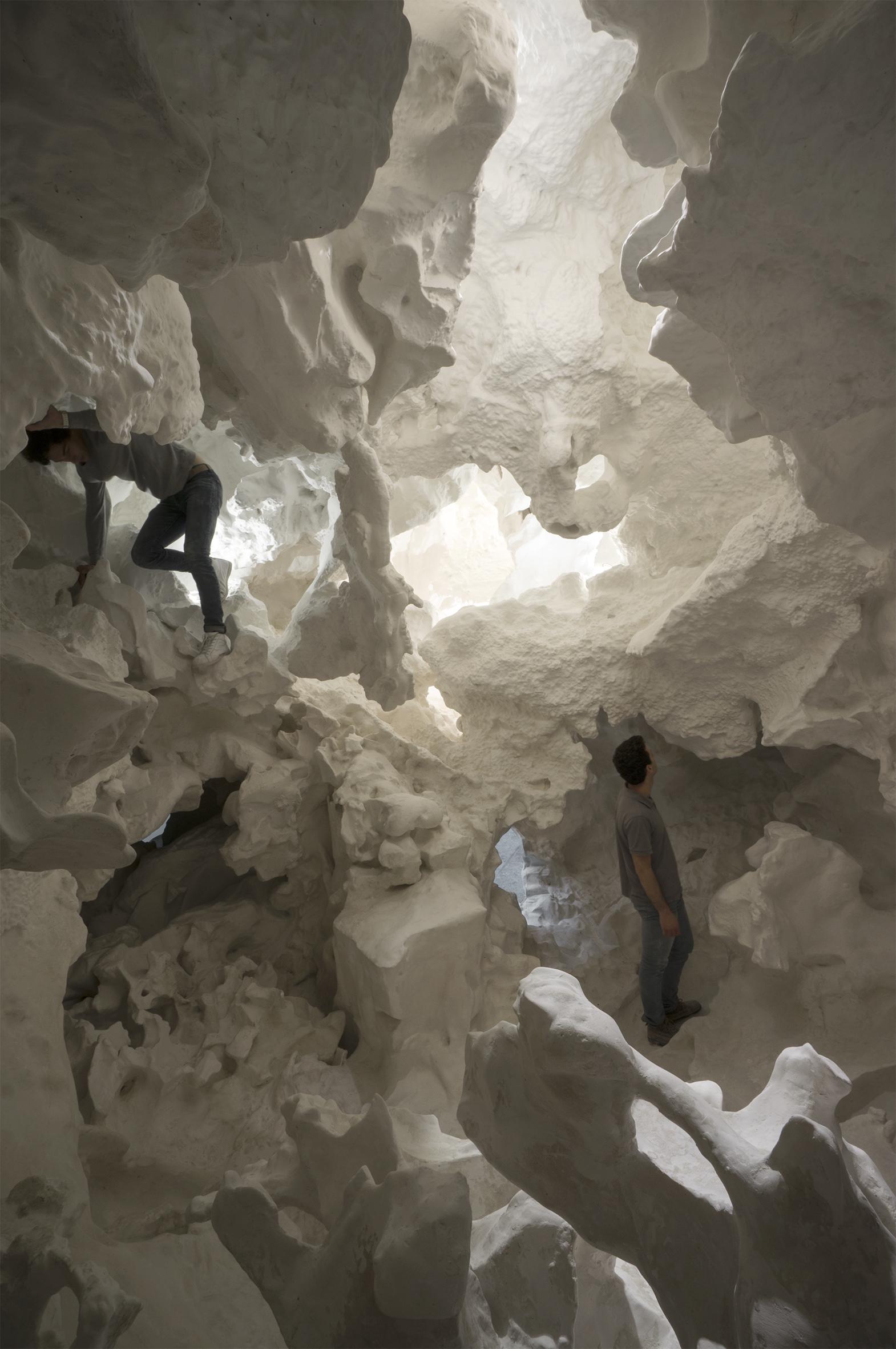 Incidental Space, Pavilion of Switzerland,  15th International Architecture Biennale in Venice